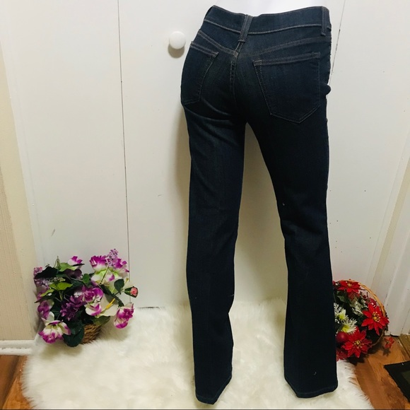 Dkny Denim - New DKNY Blue Soho Jeans Size 4L